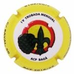 A.C.P. BAGÀ-0485   XS-PT18160229   CP.-08695