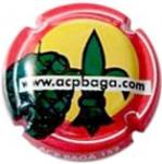 A.C.P. BAGÀ-00233   XS-PASS053777   C.P.-08695