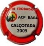 A.C.P. BAGÀ-00171   XS-PT05003593   C.P.-08695