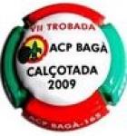 A.C.P. BAGÀ-00259   XS-PT09049445   C.P.-08695