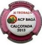 A.C.P. BAGÀ-00331   XS-PT13099709   C.P.-08695