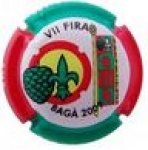 A.C.P. BAGÀ-00258   XS-PFIR049443   C.P.-08695